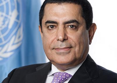 H.E. Nassir Abdulaziz Al-Nasser