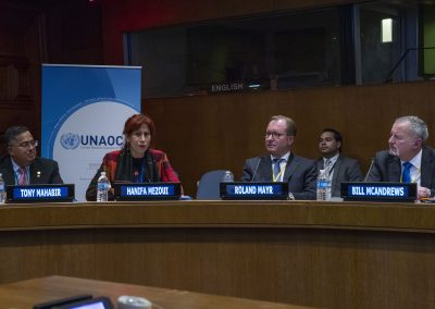 "8th Global Forum of the United Nations Alliance of Civilizations on ""#Commit2Dialogue: Partnerships for Prevention and Sustaining Peace""Remarks by the Secretary-General"