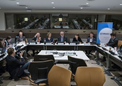 "8th Global Forum of the United Nations Alliance of Civilizations on ""#Commit2Dialogue: Partnerships for Prevention and Sustaining Peace""LUNCH"