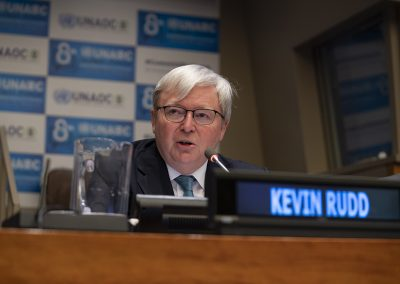 "8th Global Forum of the United Nations Alliance of Civilizations on ""#Commit2Dialogue: Partnerships for Prevention and Sustaining Peace""