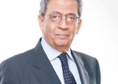 H.E. Amr Moussa