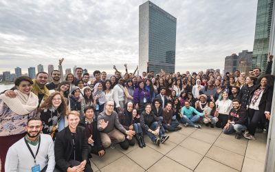UNAOC Organizes Gathering of 100+ Alumni in New York in Preparation for its Global Forum