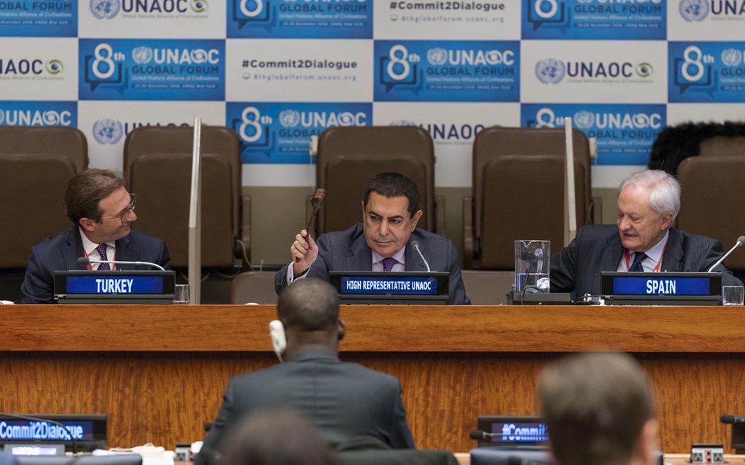 UNAOC High Representative's Closing Remarks at the 8th UNAOC Global Forum