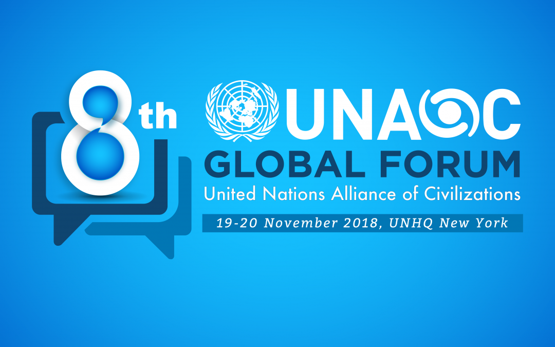 Media Advisory: 8th Global Forum of the United Nations Alliance of Civilizations (UNAOC)