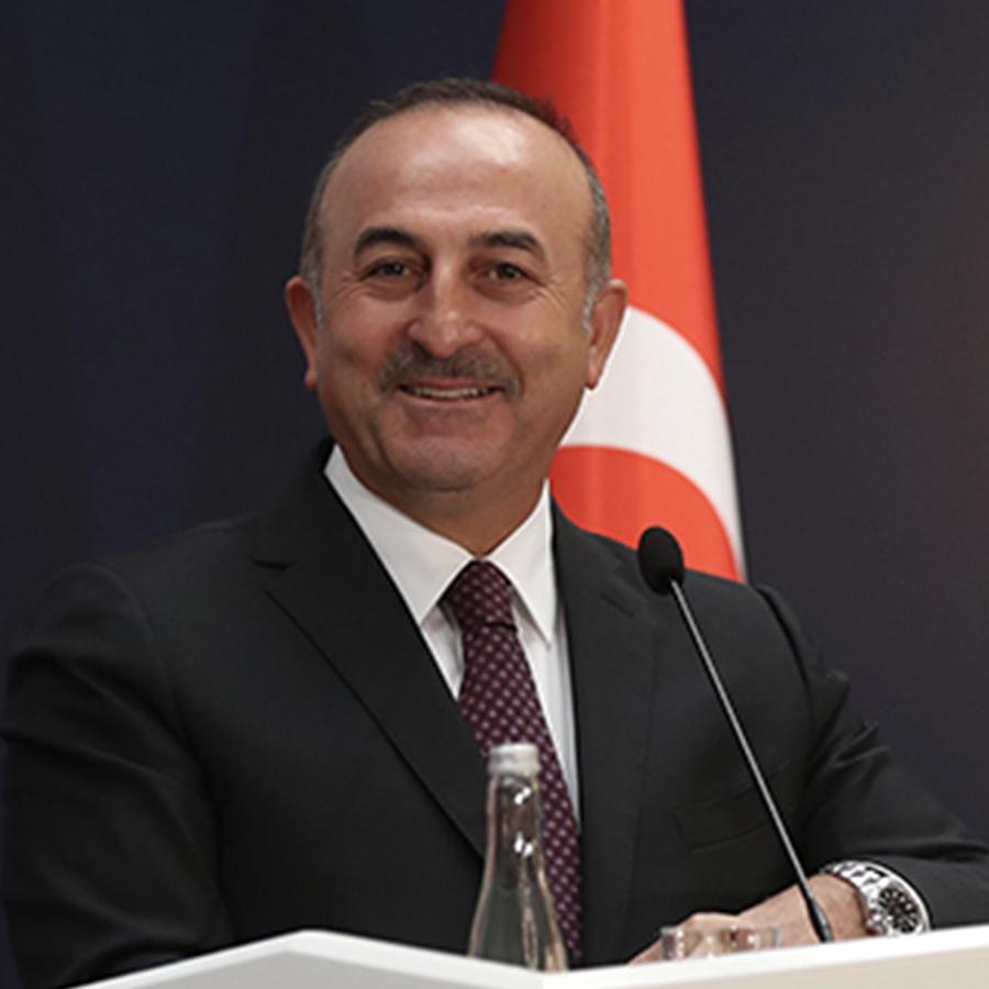 H.E. Mevlüt Çavuşoğlu